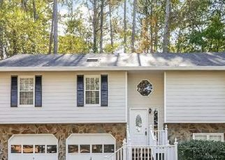 Foreclosed Home in Douglasville 30135 MILL TRCE - Property ID: 4482136250
