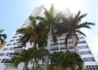 Foreclosed Home in Hallandale 33009 S OCEAN DR - Property ID: 4482332918