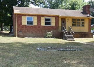 Foreclosed Home in Richmond 23222 PULASKI AVE - Property ID: 4482361820