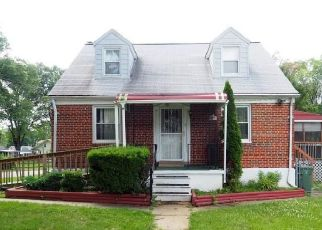 Foreclosed Home in Gwynn Oak 21207 N FOREST PARK AVE - Property ID: 4482642105