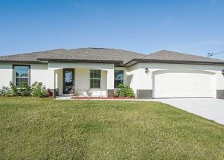 Foreclosed Home in Cape Coral 33993 NW 28TH AVE - Property ID: 4483302585