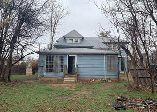 Foreclosed Home in Mangum 73554 W PIERCE ST - Property ID: 4485524422
