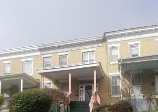 Foreclosed Home in Baltimore 21216 N ELLAMONT ST - Property ID: 4485631285