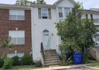Foreclosed Home in Waldorf 20601 RACQUET PL - Property ID: 4485633929