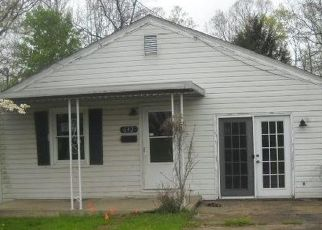 Foreclosed Home in Clarksburg 26301 VERDUN ST - Property ID: 4485639165