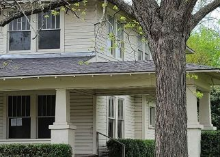 Foreclosed Home in Cleburne 76033 FORREST AVE - Property ID: 4486072776