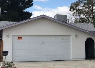 Foreclosed Home in Ridgecrest 93555 S WARNER ST - Property ID: 4486076263
