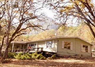 Foreclosed Home in Gold Hill 97525 SAMS CREEK RD - Property ID: 4486653520