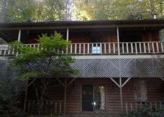Foreclosed Home in Hot Springs 28743 FOX RUN - Property ID: 4486781407