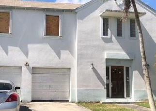 Foreclosed Home in Homestead 33032 SW 269TH TER - Property ID: 4487109900