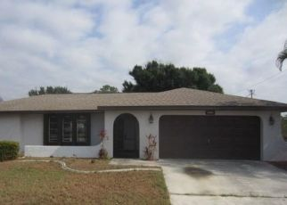 Foreclosed Home in Cape Coral 33914 SW 38TH ST - Property ID: 4487237338