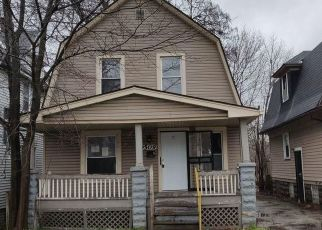 Foreclosed Home in Cleveland 44105 ANDERSON AVE - Property ID: 4487495305