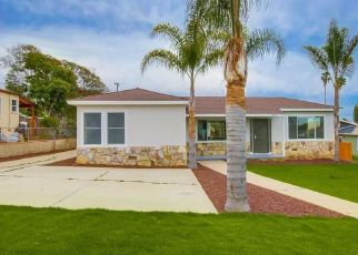 Foreclosed Home in San Diego 92139 EDGEWATER ST - Property ID: 4487527274