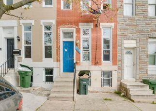 Foreclosed Home in Baltimore 21217 N GILMOR ST - Property ID: 4487682318