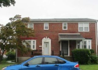 Foreclosed Home in Baltimore 21214 WALSHIRE AVE - Property ID: 4487816335