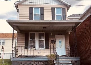 Foreclosed Home in Cumberland 21502 OAK ST - Property ID: 4488270523