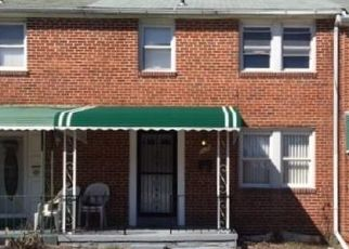 Foreclosed Home in Baltimore 21239 WINSTON AVE - Property ID: 4488721636