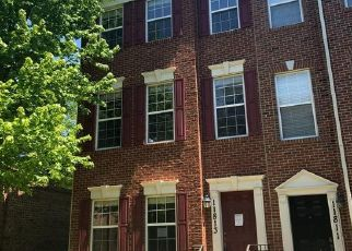 Foreclosed Home in Germantown 20876 REGENTS PARK DR - Property ID: 4488842963