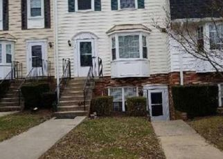 Foreclosed Home in Gaithersburg 20878 CROSSBOW LN - Property ID: 4489047941