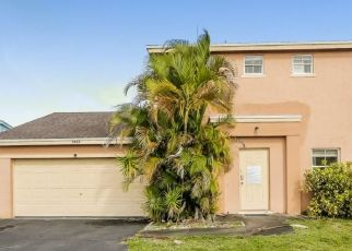 Foreclosed Home in Fort Lauderdale 33351 NW 52ND CT - Property ID: 4489330864
