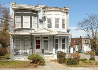 Foreclosed Home in Baltimore 21218 E 41ST ST - Property ID: 4489414510