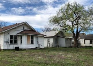 Foreclosed Home in Hominy 74035 S PRICE AVE - Property ID: 4489497727