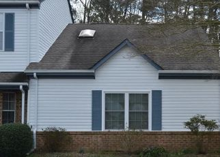 Foreclosed Home in Yorktown 23693 MONUMENT CT - Property ID: 4490180528