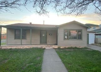 Foreclosed Home in Amarillo 79107 EVERGREEN ST - Property ID: 4490198933