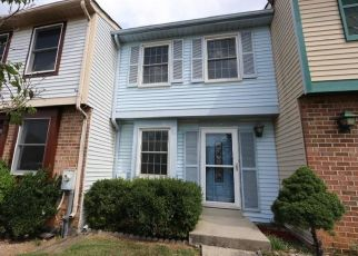 Foreclosed Home in Silver Spring 20904 CASTLE TER - Property ID: 4490322881