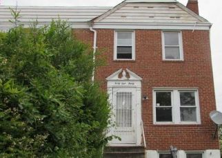 Foreclosed Home in Baltimore 21213 DUDLEY AVE - Property ID: 4490781423