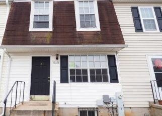 Foreclosed Home in Windsor Mill 21244 WESTERN WINDS DR - Property ID: 4490959237