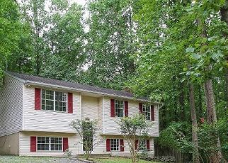 Foreclosed Home in Chesapeake Beach 20732 OLD BAYSIDE RD - Property ID: 4491086252