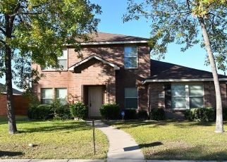 Foreclosed Home in Wylie 75098 KERNVILLE DR - Property ID: 4491245683