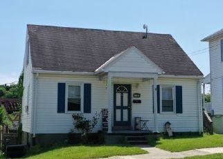 Foreclosed Home in Cumberland 21502 COLUMBIA AVE - Property ID: 4491517215