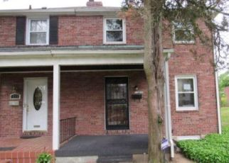Foreclosed Home in Baltimore 21218 E 35TH ST - Property ID: 4491966136