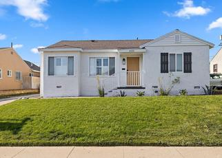 Foreclosed Home in Los Angeles 90047 W 109TH PL - Property ID: 4492571873