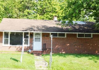 Foreclosed Home in District Heights 20747 BOONES LN - Property ID: 4492713322