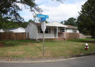 Foreclosed Home in Hampton 23666 JUANITA DR - Property ID: 4493354974