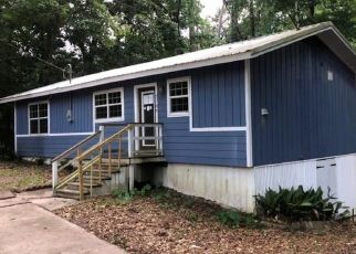 Foreclosed Home in Livingston 77351 OLD WOODVILLE RD - Property ID: 4493377292