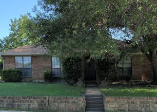 Foreclosed Home in Lewisville 75067 DEER RUN - Property ID: 4493891927