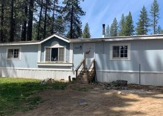 Foreclosed Home in Portola 96122 MEADOW WAY - Property ID: 4494159521