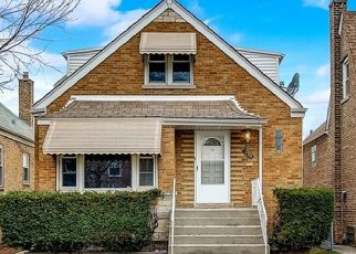 Foreclosed Home in Chicago 60634 N NATCHEZ AVE - Property ID: 4494704804