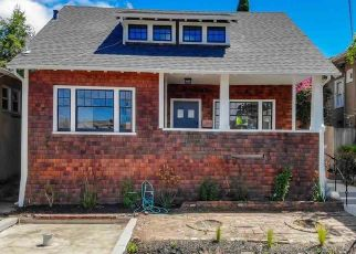 Foreclosed Home in Oakland 94602 GREENWOOD AVE - Property ID: 4495497533