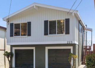 Foreclosed Home in Daly City 94014 OAKRIDGE DR - Property ID: 4495886450