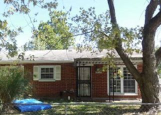 Foreclosed Home in Indianapolis 46235 DOWNES DR - Property ID: 4496058130