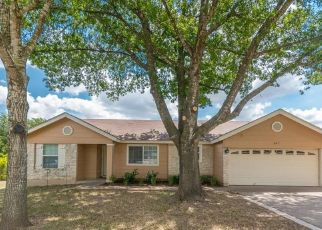 Foreclosed Home in Kyle 78640 MORNING DOVE CT - Property ID: 4496409386