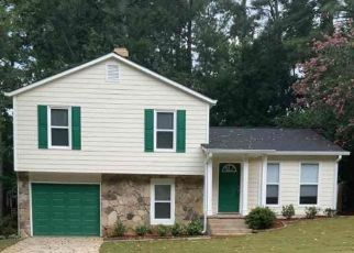Foreclosed Home in Stone Mountain 30083 HAIRSTON CROSSING PL - Property ID: 4497017292
