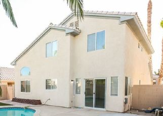 Foreclosed Home in Las Vegas 89130 WHITE COYOTE PL - Property ID: 4497057599