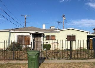 Foreclosed Home in Los Angeles 90059 N DERN AVE - Property ID: 4497061988