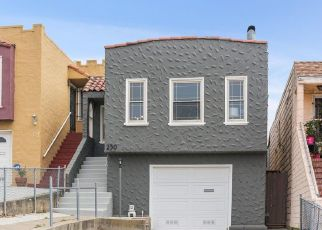 Foreclosed Home in San Francisco 94112 JUDSON AVE - Property ID: 4497395265